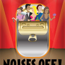 All Star Comedy Cast for NOISES OFF at Golden West College