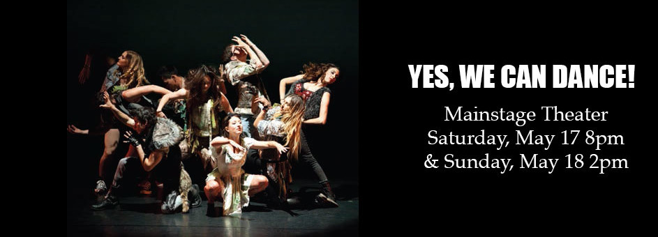 Yes, We Can Dance! – May 17 & 18, 2014