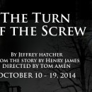 The Turn of the Screw – Oct 10-19