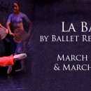 La Bayadère – March 28-29, 2015