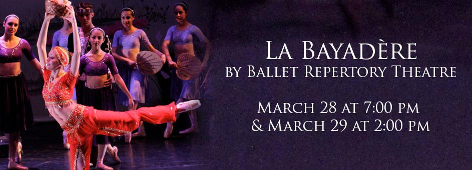 La Bayadère – March 28-29, 2015