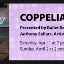 Coppelia – April 1 & 2, 2017