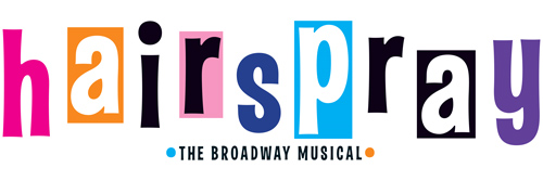 Hairspray the Musical Logo