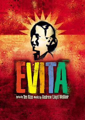 Evita Production Artwork