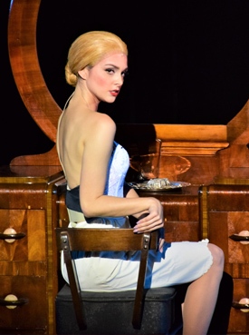 Evita from the production of Evita