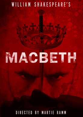MacBeth poster design