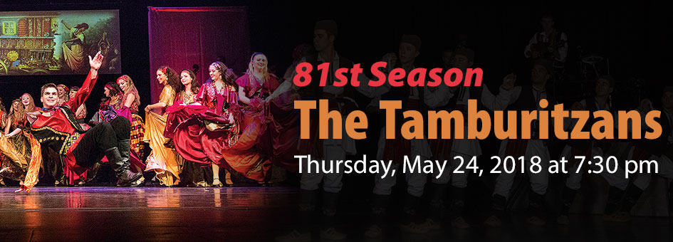 The Tamburitzans – May 24, 2018