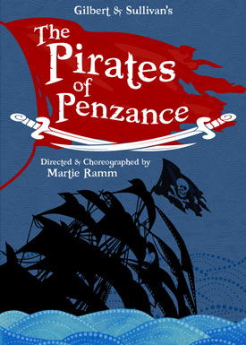 The Pirates of Penzance production