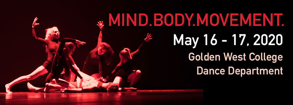 MIND. BODY. MOVEMENT – May 16 – 17, 2020