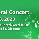 CANCELLED – Spring Choral Concert