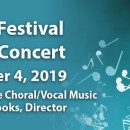 Winter Festival Choral Concert – Dec 4, 2019