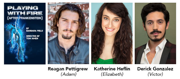 Award Nominees for the Playing With Fire (After Frankenstein) at Golden West College