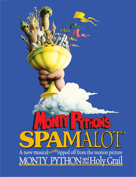 GWC production of Spamalot