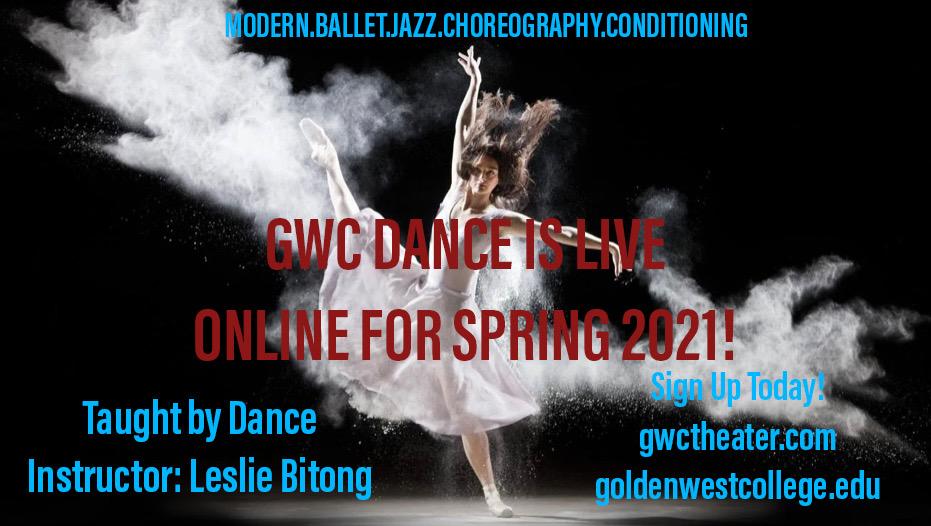 GWC Dance, Spring 2021