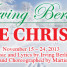 Irving Berlin's WHITE CHRISTMAS – November 15 – 24, 2013